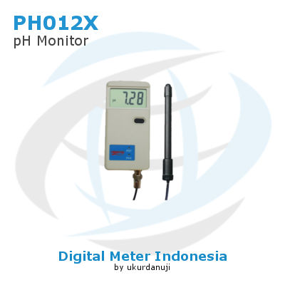 Alat Ukur pH Meter AMTAST PH012X