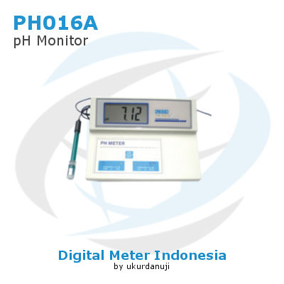 Bench pH Meter AMTAST PH016A