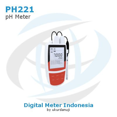 Alat Ukur pH/mV/Suhu AMTAST PH221