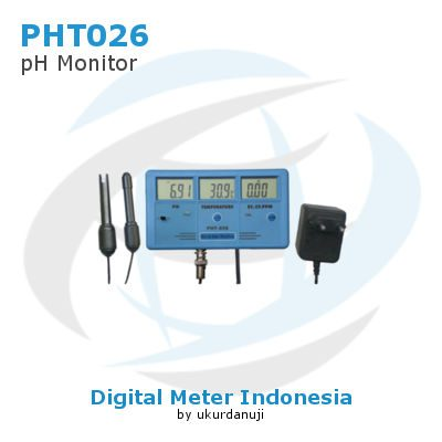 Multi-Parameter Water Monitor AMTAST PHT026
