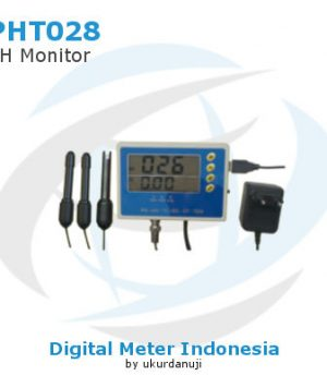 Alat Ukur Parameter Air Multi AMTAST PHT028