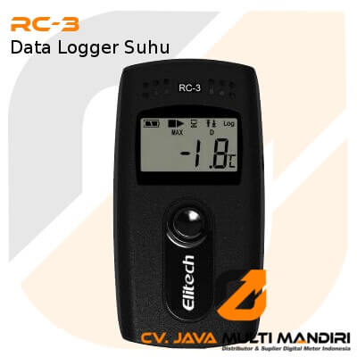 RC-3 Data Logger Suhu