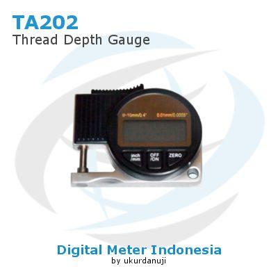 Alat Ukur Digital Depth Gauge AMTAST TA202