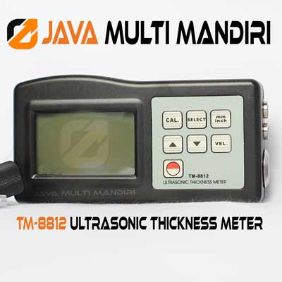 tm-8812 ultrasonic thickness meter