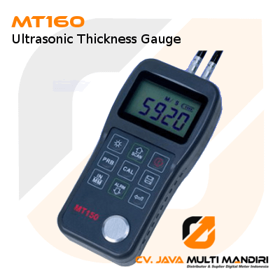 Ultrasonic Thickness Gauge MT160