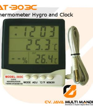 Thermohygrometer AMTAST AT-303C