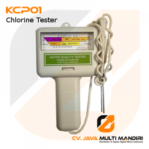 Alat Ukur Kandungan pH dan Chlorine Air AMTAST KCP01