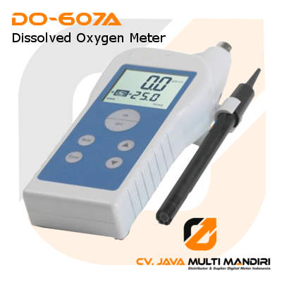 Alat Ukur Oksigen Terlarut AMTAST DO-607A