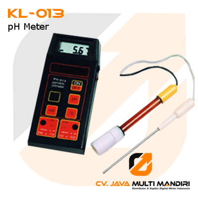 Alat Ukur pH-mV-Temp AMTAST KL-013