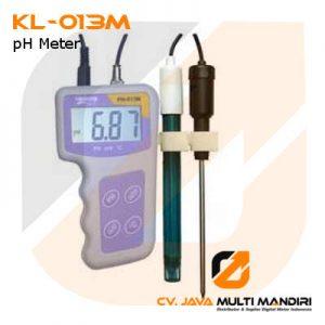 Alat Ukur pH-mV-Temp AMTAST KL-013M