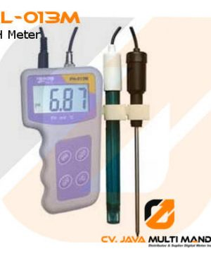 Alat Ukur pH-mV-Temp AMTAST KL-013M