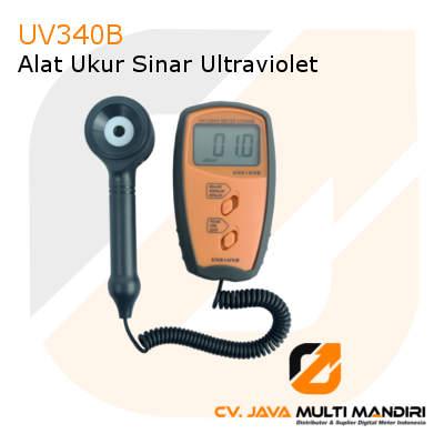 290~390nm AMTAST UV340B UV Light Meter UVA /& UVB Light Measure Tester