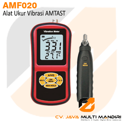 Ukur Vibrasi Amtast AMF020