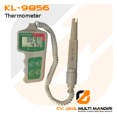 Digital Hydro Thermometer AMTAST KL-9856