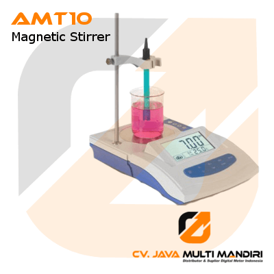 Lab pH and Stirrer Combo AMTAST AMT10