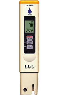 Ukur pH Meter AMTAST PH-80