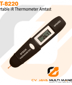 Termometer IR Portable AMTAST DT-8220