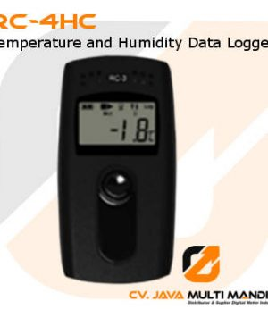 Temperature and Humidity Data Logger AMTAST RC-4HC
