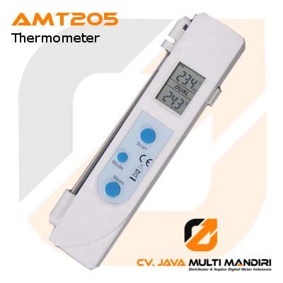 Termometer Laboratorium 2 in 1 AMTAST AMT205