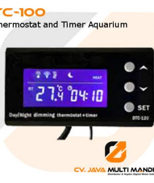 Alat Pengendali Suhu Akuarium AMTAST TC-200