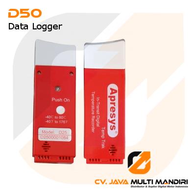 USB Disposable Temperature Data Logger AMTAST D50