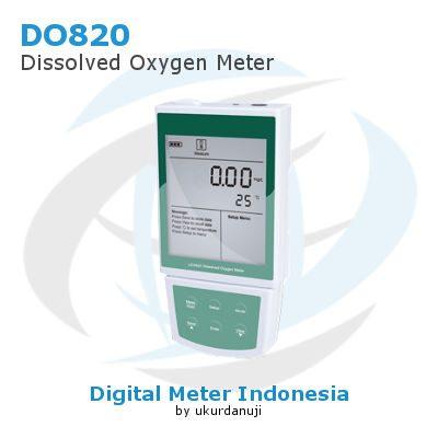 Pengukur Oksigen Terlarut Portabel AMTAST DO820