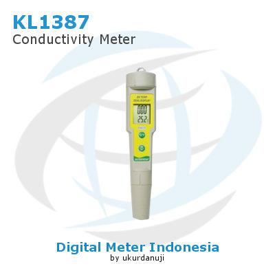 Alat Ukur Konduktivitas dan Suhu AMTAST KL1387