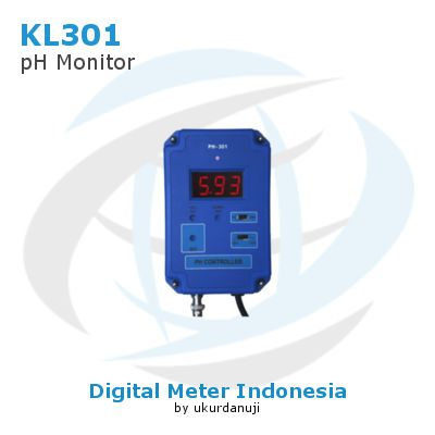 Alat Ukur pH Digital AMTAST KL301Alat Ukur pH Digital AMTAST KL301