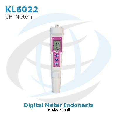 Alat Ukur pH Air AMTAST KL6022