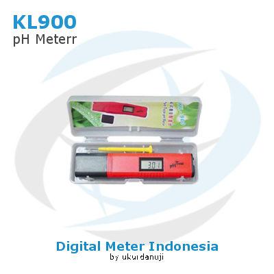 Alat Ukur pH Meter AMTAST KL900