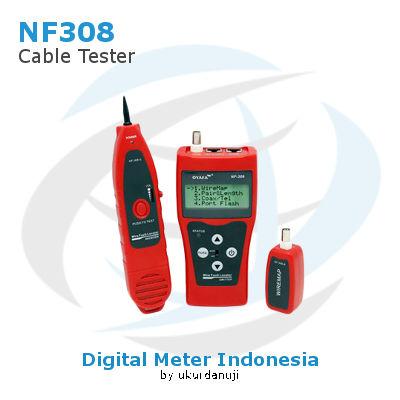 Alat Penguji Jaringan Kabek AMTAST NF308
