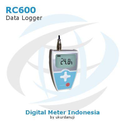 Alat Pencatat Suhu AMTAST RC600