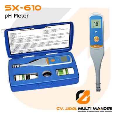 Alat Ukur pH AMTAST SX-610