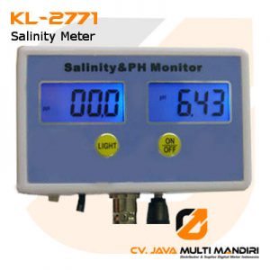 Alat Pemantau Kualitas Air Akuarium AMTAST KL-2771