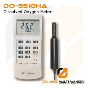 Alat Ukur Oksigen Larut Dalam Air Lutron DO-5510HA