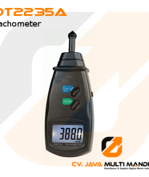 Contact Type Surface Speed Tachometer AMTAST DT2235A