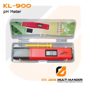 pH Meter Serial AMTAST KL-900