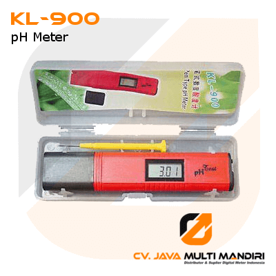 pH Meter Serial AMTAST KL-900