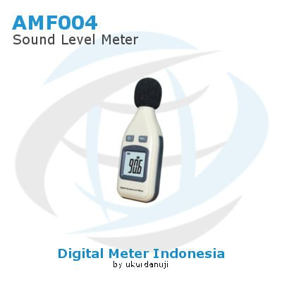 Alat Ukur Tingkat Kebisingan Suara AMTAST AMF004
