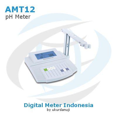 Alat Ukur pH / mV Meter AMTAST AMT12