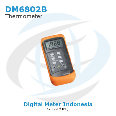 Termometer Digital AMTAST DM6802B