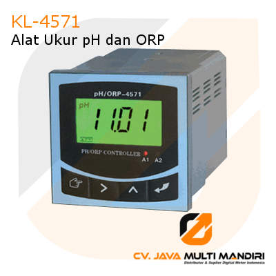 Alat Ukur pH dan ORP AMTAST KL-4571