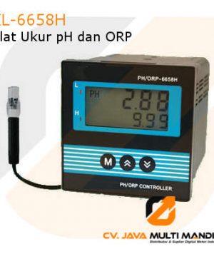 Alat Ukur pH dan ORP AMTAST KL-6658H
