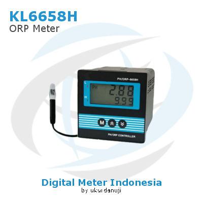 Alat Ukur pH dan ORP AMTAST KL6658H
