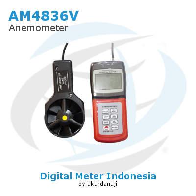 Pengukur Kecepatan Angin AMTAST AM4836V