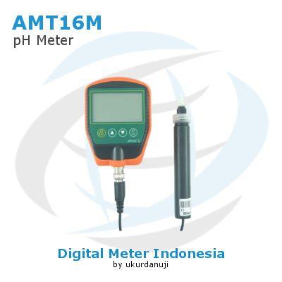 Alat pH Meter Multifungsi AMTAST AMT16