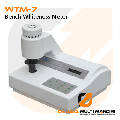Bench Whiteness Meter WTM-7