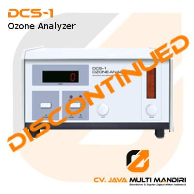 OZONE ANALYZER DCS-1