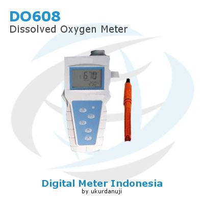 Alat Ukur Oksigen Terlarut AMTAST DO608