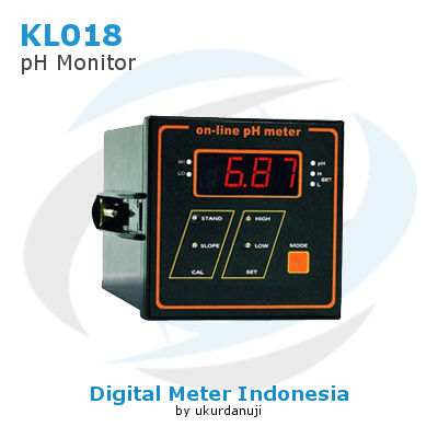 Alat Pengontrol pH AMTAST KL018